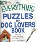 Everything Puzzles for Dog Lovers Book: Over 200 Head-scratching, Tail-wagging Puzzles (Paperback)