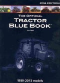 The Official Tractor Blue Book 2014 (Paperback)