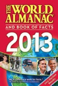 The World Almanac and Book of Facts 2013 (Paperback)