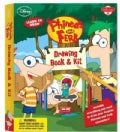 Learn to Draw Phineas and Ferb Drawing Book & Kit: Includes Everything You Need to Draw Your Favorite Phineas and... (Paperback)