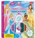 Learn to Draw Disney's Enchanted Princesses: Learn to Draw Ariel, Cinderella, Belle, Rapunzel, and Your Favori... (Novelty book)
