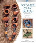 Polymer Clay Beads: Techniques, Projects, Inspiration (Paperback)