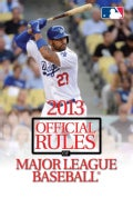 Official Rules of Major League Baseball 2013 (Paperback)
