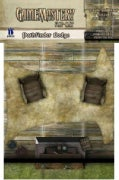 Gamemastery Flip-Mat: Pathfinder Lodge (Paperback)