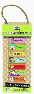 Little Learning Books (Board book)