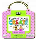 Play, Draw, Create Princess: Reusable Drawing & Magnet Kit