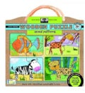 Animal Patterns: Earth Friendly Puzzles With Handy Carry & Storage Case (Other merchandise)