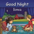 Good Night Iowa (Board book)