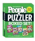 The Complete People Puzzler (Paperback)