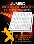 Jumbo Word Search the Hunger Games Edition: The Unofficial Puzzle Book for Fans (Paperback)