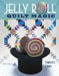 Jelly Roll Quilt Magic (Paperback)