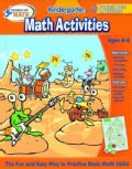 Hooked on Math Kindergarten Math Activities Workbook (Paperback)
