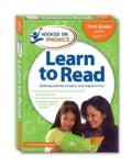 Hooked on Phonics Learn to Read First Grade: Building Confident Readers, One Step at a Time