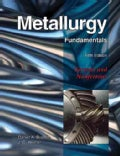 Metallurgy Fundamentals: Ferrous and Nonferrous (Hardcover)