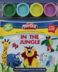 In the Jungle (Board book)
