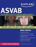 Kaplan ASVAB: The Armed Services Vocational Aptitude Battery (Paperback)