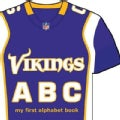 Minnesota Vikings ABC: My First Alphabet Book (Board book)
