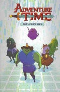 Adventure Time 2: Pixel Princesses (Paperback)