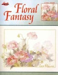 Floral Fantasy Cross Stitch (Paperback)