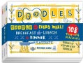 Doodle at Every Meal: Breakfast, Lunch & Dinner (Paperback)