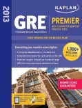 Kaplan GRE Premier 2013
