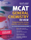Kaplan MCAT General Chemistry Review (Paperback)