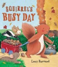 Squirrel's Busy Day (Hardcover)
