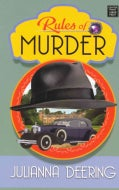 Rules of Murder (Hardcover)