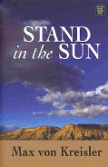 Stand in the Sun (Hardcover)