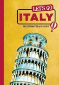 Let&#39;s Go Italy: The Student Travel Guide (Paperback)