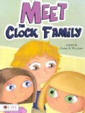 Meet The Clock Family: Includes Elive Audio Download (Paperback)