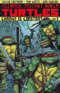 Teenage Mutant Ninja Turtles 1: Change Is Constant (Paperback)