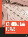 Criminal Law Forms