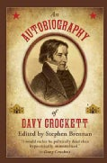 An Autobiography of Davy Crockett (Hardcover)