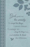 Serenity Prayer Journal (Hardcover)