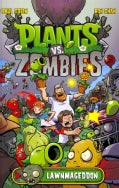 Plants Vs. Zombies: Lawnmageddon (Hardcover)