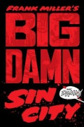 Big Damn Sin City (Hardcover)
