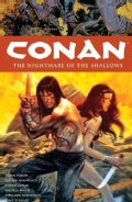 Conan 15: The Nightmare of the Shallows (Paperback)