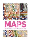 Paula Scher Maps: New York / Paris / London (Notebook / blank book)