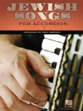 Jewish Songs for Accordion (Paperback)