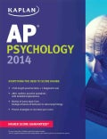 Kaplan AP Psychology 2014 (Paperback)