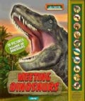 Meeting Dinosaurs (Hardcover)