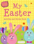 My Easter Activity and Sticker Book (Paperback)