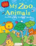 My Zoo Animals Activity and Sticker Book (Paperback)