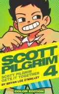 Scott Pilgrim Color 4: Scott Pilgrim Gets It Together: Color Edition (Hardcover)