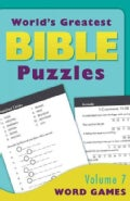 World's Greatest Bible Puzzles: Word Games (Paperback)