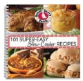 101 Super Easy Slow Cooker Recipes Cookbook (Paperback)