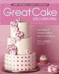 Great Cake Decorating: Sweet Designs for Cakes & Cupcakes (Paperback)