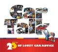 Car Talk: 25 Years of Lousy Car Advice (CD-Audio)