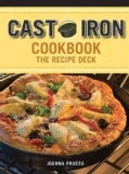 Cast Iron Cookbook: The Recipe Deck (Cards)